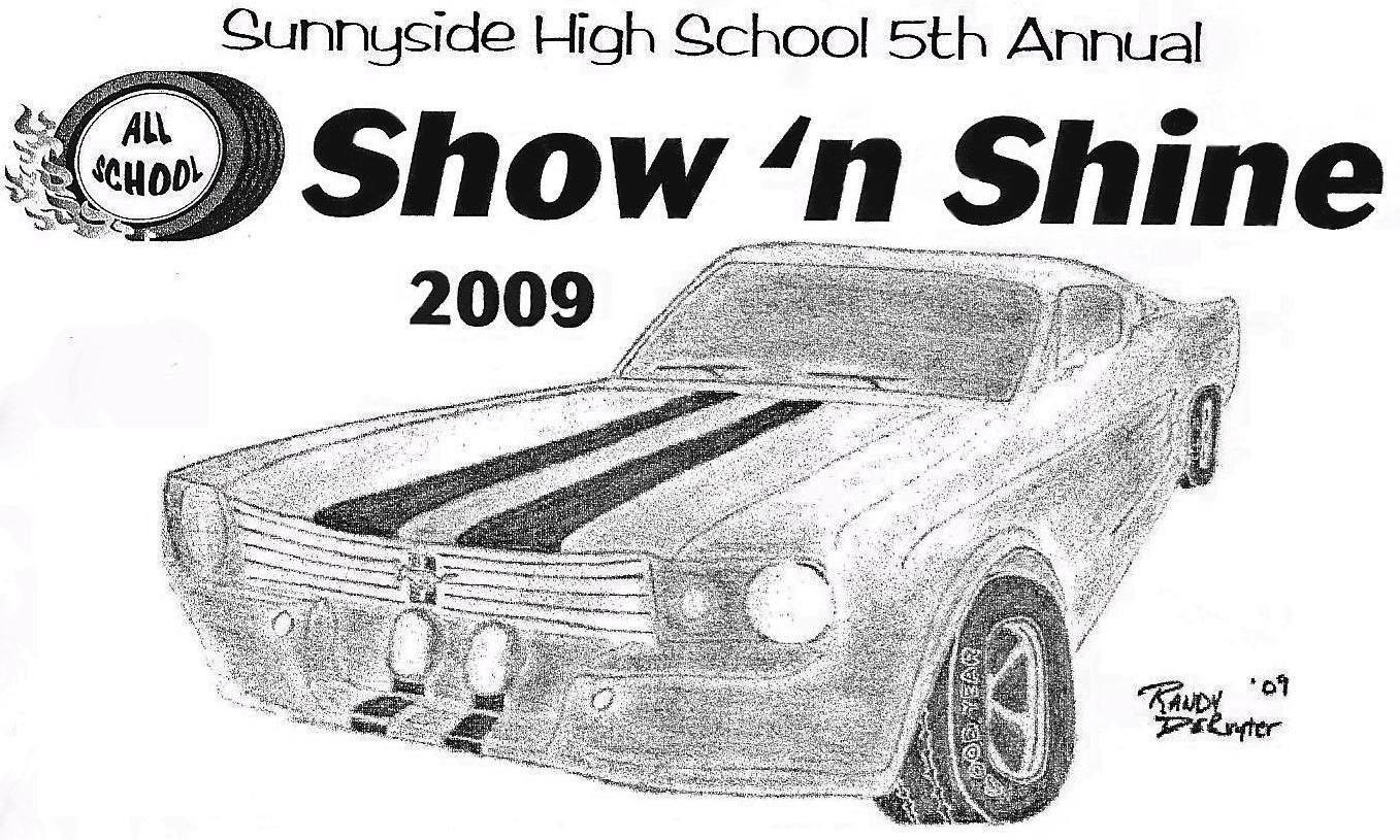 sunnyside show u0026 39 n u0026 39 shine car show fundraiser